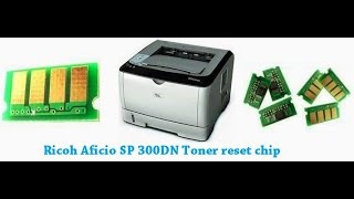 How to refill and reset the Ricoh SP 1200 SP 1210 toner
