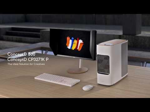創系列ConceptD 500
