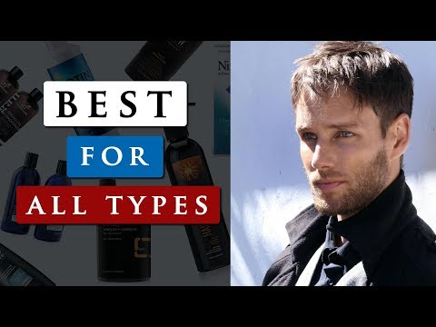 Best  Shampoo And Conditioner For Men   FOR ALL TYPES