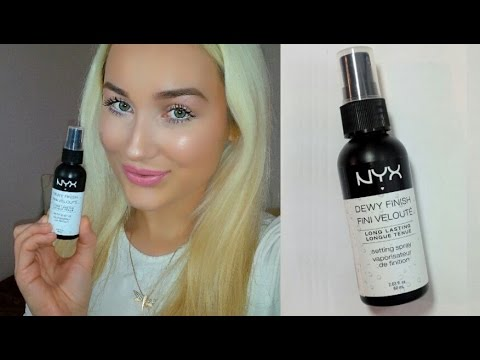 Dewy Finish Makeup Setting Spray by NYX Professional Makeup #8