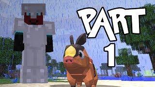 MINECRAFT PIXELMON - EPISODE 1 - THE PIG! (HD)