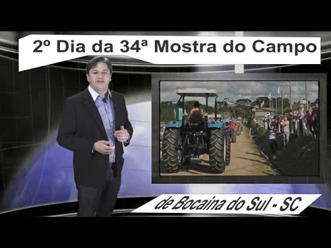 2º Dia da 34ª Mostra do Campo de Bocaina do Sul - SC - Canal Fan