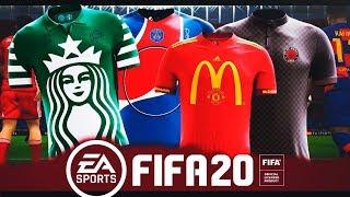 ФОРМЫ, В КОТОРЫХ В FIFA 20 БУДЕТ ИГРАТЬ КАЖДЫЙ