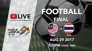 VIDEO Blunder Kiper Malaysia Antar Thailand Juara SEA Games