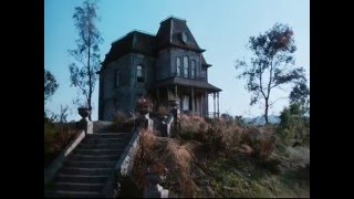 The Psycho House / Bates Motel - Universal Studios Backlot