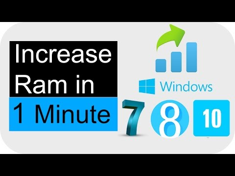 How To Increase RAM in PC / Laptop