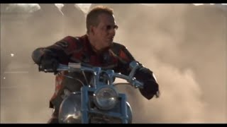 Harley Davidson & The Marlboro Man - Bon Jovi / Wanted Dead or Alive