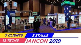 IANCON 2019 | Digital Activities | Exhibition Booth | Hyderabad