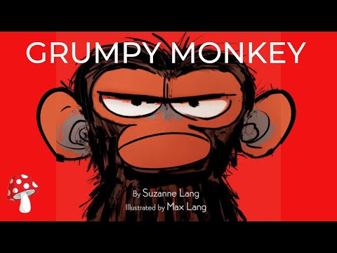 Download Grumpy Monkey by Suzanne Lang (Read Aloud) | Storytime | Emotions Mp4 HD Video and MP3