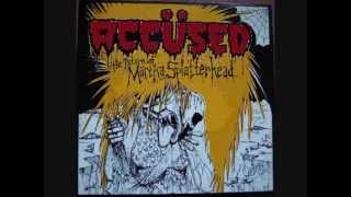 The Accüsed - The return of martha splatterhead (1986) full album