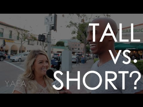 How Important Is Height? (Taller Or Shorter?)