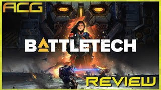 "Battletech Review ""Buy, Wait for Sale, Rent, Never Touch?"""