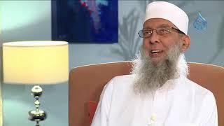 لقاء الشيخ أبو إسحاق الحويني مع الإمام الألباني رحمه الله  برنامج عابر سبيل