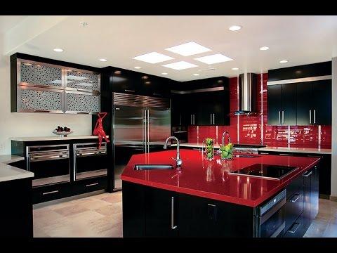 En Şık Amerikan Mutfak Dekorasyonları
