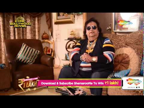 Subscribe ShemarooMe & Win ₹ 100,000 | Disco Dancer | Bappi Da | Iconic Bollywood Movie