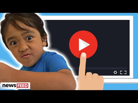 'Ryan ToysReview' Accused Of Tricking Preschoolers!!!