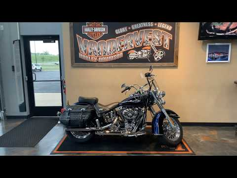 2014 Harley-Davidson Softail Heritage Softail Classic at Vandervest Harley-Davidson, Green Bay, WI 54303