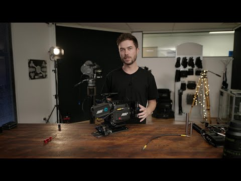 ARRI's Ready To Shoot Set is a work of genius and allows almost instant switching between most shooting modes. Get to know it better here: