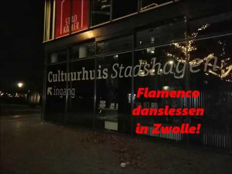 Flamencolessen in Zwolle