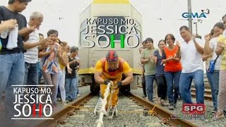 Kapuso Mo, Jessica Soho: Ang tinaguriang Master of Pain