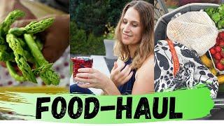 Food-Haul. Vegane Spargel-Sauce. Neues Kartoffelgewürz. Köstliche Frühlingsküche & tolle Rezepte