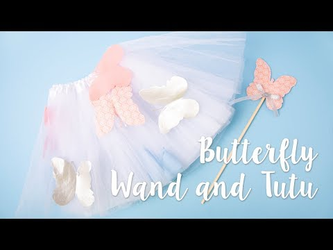 School's Out: Wand & Tutu - Sizzix