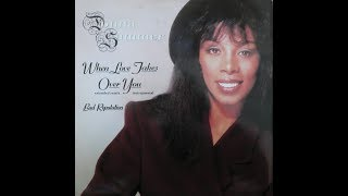 Donna Summer - When Love Takes Over You (Dave Ford Remix) [Dizzy Spin Re Edit]