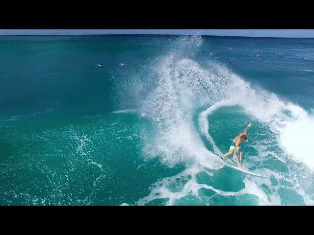 THE SURFING ARCHIVE: Du Ciel Oahu Part 1 (2016) | SURFER Films