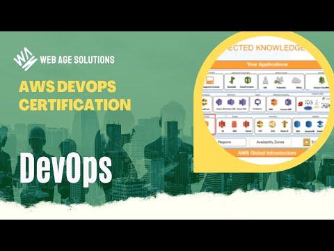AWS DevOps certification - YouTube