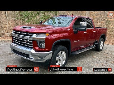 External Review Video wyt4j8stq-U for Chevrolet Silverado 2500HD & 3500 HD Heavy Duty Pickups (4th Gen)