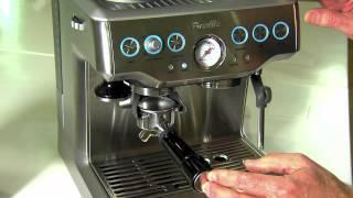 Breville BES 870 Coffee Machine