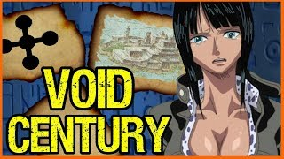 THE VOID CENTURY: Everything We Know - One Piece Theory