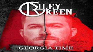Riley Green Georgia Time HQ