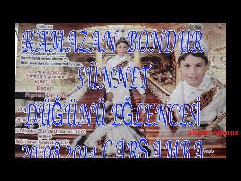 Ozan Neco ve Kıvırcık Ömer ile Küçükhasan Köyü Ramazan Bondurun Nostaljik Sünnet Düğünü 1.Bölüm 2014