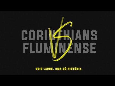 CORINTHIANS X FLUMINENSE: TÁ CHEGANDO A HORA!