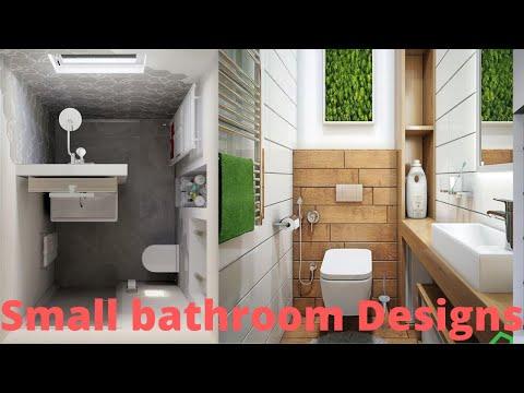 Small bathroom interior design ideas 2020 | Modern American small bathroom renovation