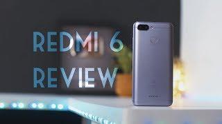 Xiaomi Redmi 6 Review in Bangla | 4K | ATC