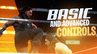 WWE 2K20 Tutorial - Basic & Advanced Controls (PS4/XB1)