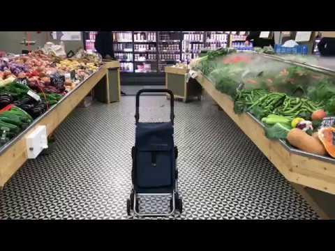 Carrito de compra plegable GO UP Playmarket