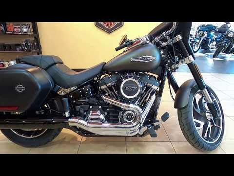 2020 Harley-Davidson HD Softail FLSB Sport Glide