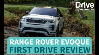 Range Rover Evoque 2019 First International Drive | Drive.com.au