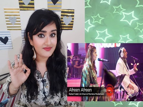 Coke Studio -Afreen Afreen Rahat Fateh Ali Khan & Momina Mustehsan Episode 2|Season 9|REACTION GIRL|