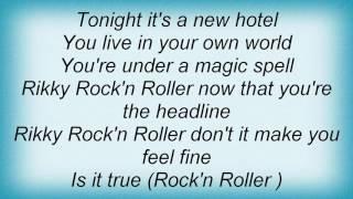 Abba - Rikky Rock'n'Roller Lyrics