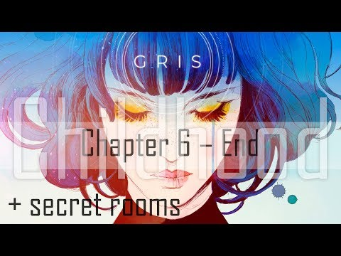 GRIS - EP.#6 | The end (Концовка) + Secret room