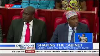 President Uhuru Kenyatta's demands to cabinet secretaries