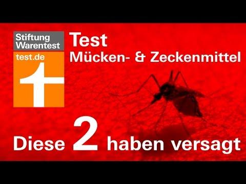 Test Zecken- & Mückenmittel: Diese 2 sind mangelhaft
