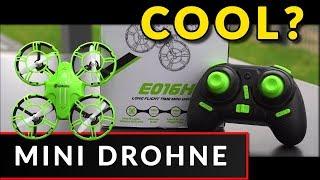 Mini-Drohne im Test: Eachine E016H
