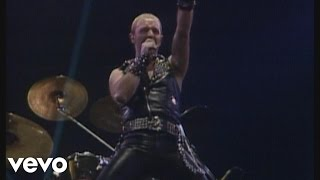 Judas Priest - Riding on the Wind (Live Vengeance '82)