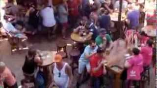 preview picture of video 'After Strand Party im Bierkönig, El Arenal - Mallorca (Majorca)'