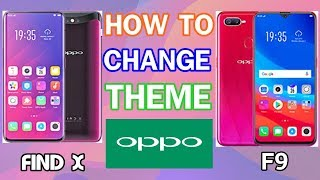oppo f9 theme download - मुफ्त ऑनलाइन